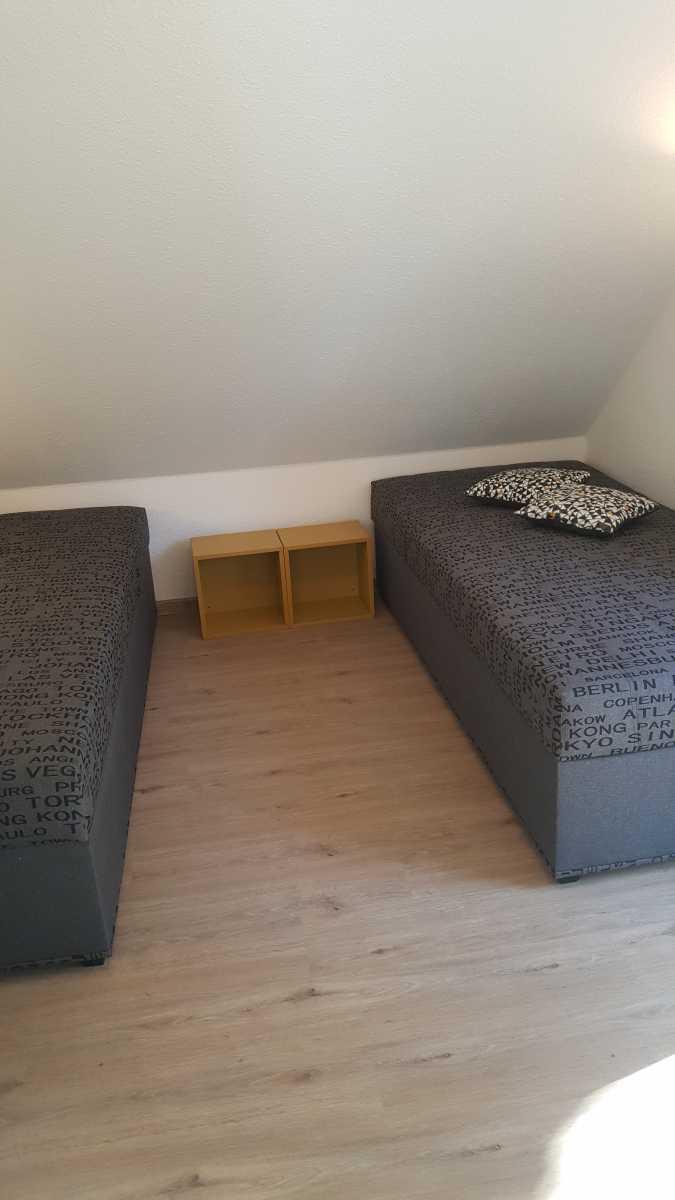 Eichenkrone Kleines Schlafzimmer OG