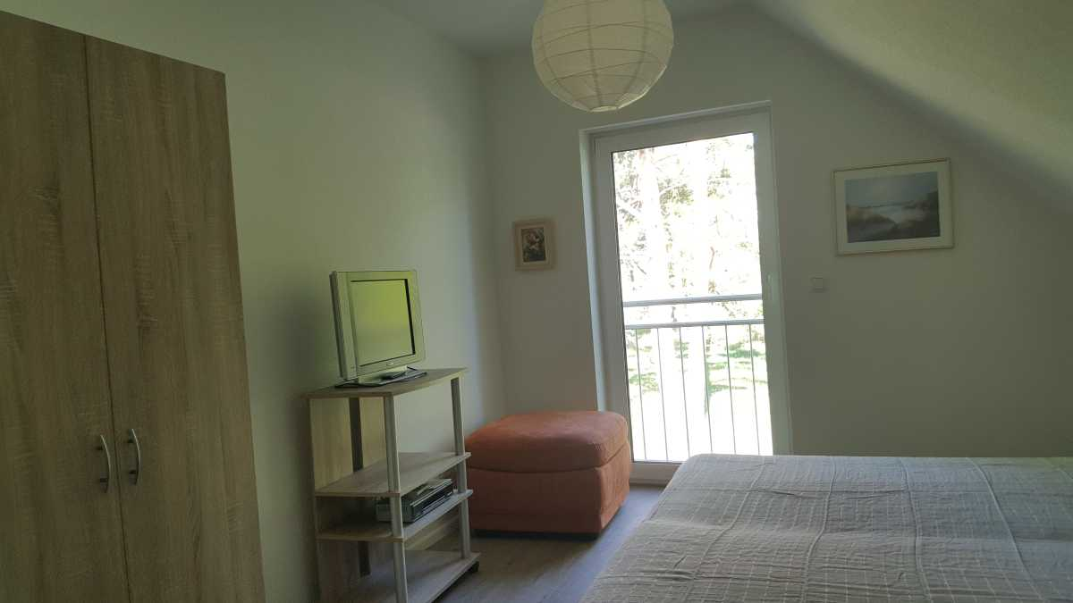 Waldwiese Schlafen Doppelbett + Kinderbett