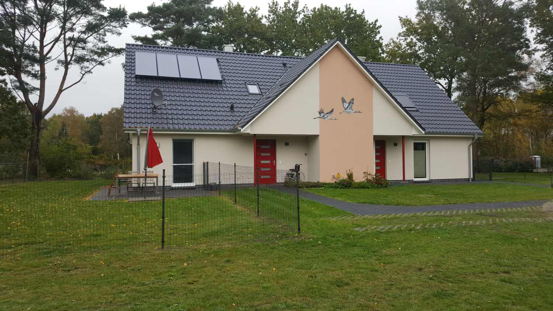 Haus Waldwiese (linke Hälfte)
